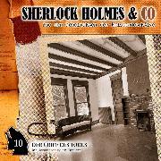 Cover-Bild zu Sherlock Holmes & Co, Folge 10: Der Griff des Todes (Audio Download) von Futrelle, Jacques