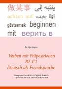 Cover-Bild zu Verben mit Präpositionen B2-C1 Deutsch als Fremdsprache von Kozyrev, Illya
