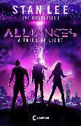 Cover-Bild zu Rosenfield, Kat: Stan Lee's Alliances - A Trick of Light (eBook)