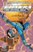 Cover-Bild zu Lee, Stan: Stan Lee's Chakra The Invincible #2 (eBook)