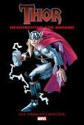 Cover-Bild zu Lee, Stan: Thor Anthologie: Geschichten aus Asgard