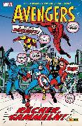 Cover-Bild zu Lee, Stan: Marvel Klassiker: Avengers 2 (eBook)