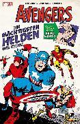 Cover-Bild zu Lee, Stan: Marvel Klassiker: Avengers 1 (eBook)