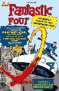 Cover-Bild zu Lee, Stan: Marvel Klassiker: Fantastic Four (eBook)