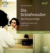 Cover-Bild zu Die Schlafwandler. Eine Romantrilogie von Broch, Hermann