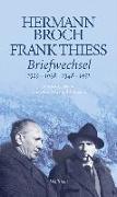 Cover-Bild zu Briefwechsel von Broch, Hermann