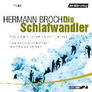 Cover-Bild zu Die Schlafwandler (Audio Download) von Broch, Hermann