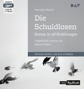 Cover-Bild zu Die Schuldlosen. Roman in elf Erzählungen von Broch, Hermann