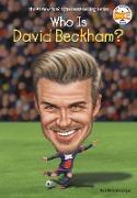 Cover-Bild zu eBook Who Is David Beckham?