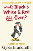 Cover-Bild zu eBook What's Black and White and Red All Over?