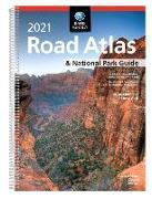 Cover-Bild zu Rand Mcnally: Rand McNally 2021 Road Atlas & National Park Guide