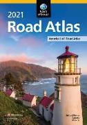 Cover-Bild zu Rand Mcnally: Rand McNally 2021 Road Atlas
