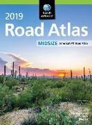 Cover-Bild zu Rand Mcnally: Rand McNally 2019 Midsize Road Atlas