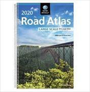 Cover-Bild zu Rand Mcnally: Rand McNally 2020 Road Atlas Large Scale