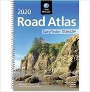 Cover-Bild zu Rand Mcnally: Rand McNally 2020 Road Atlas Midsize Easy Finder - Spiral