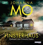 Cover-Bild zu Finsterhaus von Mo, Johanna