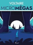 Cover-Bild zu Micromegas (eBook) von Voltaire, Voltaire