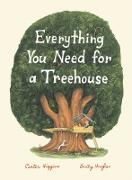 Cover-Bild zu Everything You Need for a Treehouse (eBook) von Higgins, Carter