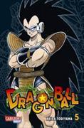 Cover-Bild zu Dragon Ball Massiv 5 von Toriyama, Akira