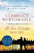 Cover-Bild zu Burton-Hill, Clemency: All the Things You are