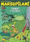 Cover-Bild zu Tumult in Palumbien von Franquin, André