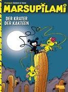 Cover-Bild zu Marsupilami 15: Der Krater der Kakteen von Franquin, André