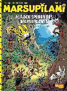 Cover-Bild zu Marsupilami 11: Auf den Spuren des Marsupilamis von Franquin, André