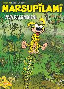 Cover-Bild zu Marsupilami, Band 5: Viva Palumbien! von Franquin, André