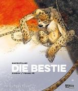 Cover-Bild zu Marsupilami: Die Bestie von Zidrou