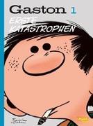 Cover-Bild zu Gaston Neuedition 1: Erste Katastrophen von Franquin, André