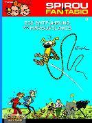 Cover-Bild zu Spirou und Fantasio, Band 3 von Franquin, André