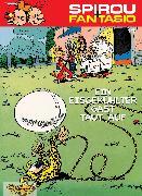 Cover-Bild zu Ein eisgekühlter Gast taut auf von Franquin, André