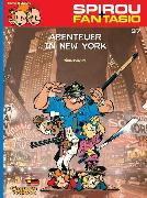 Cover-Bild zu Spirou und Fantasio, Band 37 von Franquin, André