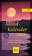 Cover-Bild zu Mondkalender 2022 von Lutzenberger, Andrea