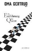 Cover-Bild zu Oma Gertrud und die Entführung der Queen von Hildebrand, Jens