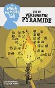 Cover-Bild zu Die Megamemory-Kids und die versunkene Pyramide (eBook) von Hildebrand, Jens