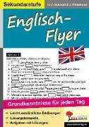 Cover-Bild zu Kohls Englisch-Flyer (eBook) von Schmidt, Hans-J.