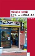 Cover-Bild zu Brot und Unwetter von Benni, Stefano