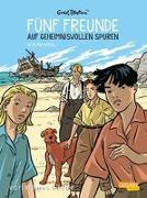 Cover-Bild zu Fünf Freunde 3: Fünf Freunde auf geheimnisvollen Spuren von Blyton, Enid