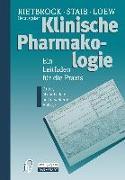Cover-Bild zu Klinische Pharmakologie (eBook) von Rietbrock, Norbert (Hrsg.)