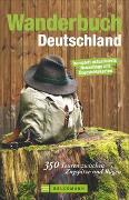 Cover-Bild zu Wanderbuch Deutschland von Pröttel, Michael