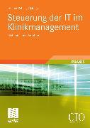 Cover-Bild zu Steuerung der IT im Klinikmanagement (eBook) von Bierekoven, Christiane (Beitr.)
