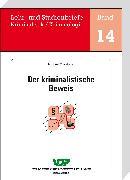 Cover-Bild zu Der kriminalistische Beweis (eBook) von Westphal, Norbert