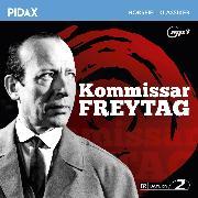 Cover-Bild zu Kommissar Freytag (Audio Download) von Hampel, Bruno