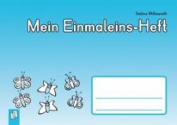 Cover-Bild zu Mein Einmaleins-Heft von Willmeroth, Sabine
