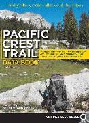 Cover-Bild zu Pacific Crest Trail Data Book von Go, Benedict