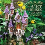 Cover-Bild zu Fairy Houses 2022 Wall Calendar von Smith, Sally J. (Fotogr.)