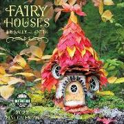 Cover-Bild zu Fairy Houses 2022 Mini Wall Calendar von Smith, Sally J. (Fotogr.)