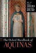 Cover-Bild zu Davies, Brian (Hrsg.): The Oxford Handbook of Aquinas