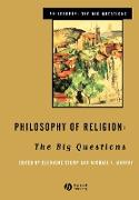 Cover-Bild zu Stump: Philosophy of Religion